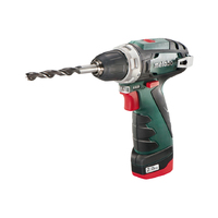 Metabo PowerMaxx BS 2014 Basic 2.0Ah x2 Case Set2